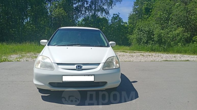 Honda Civic, 2002 год, 235 000 руб.