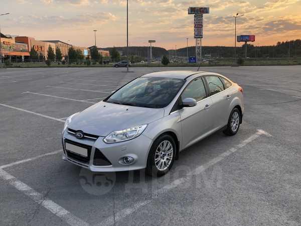 Ford Focus, 2013 год, 585 000 руб.