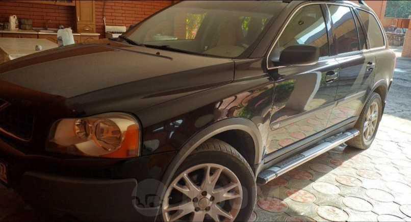 Volvo XC90, 2004 год, 600 000 руб.