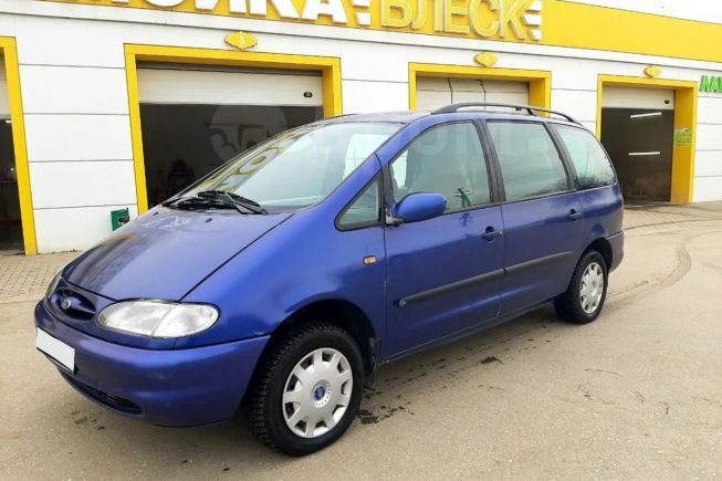 Ford Galaxy, 2000 год, 165 000 руб.