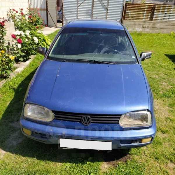 Volkswagen Golf, 1996 год, 78 000 руб.