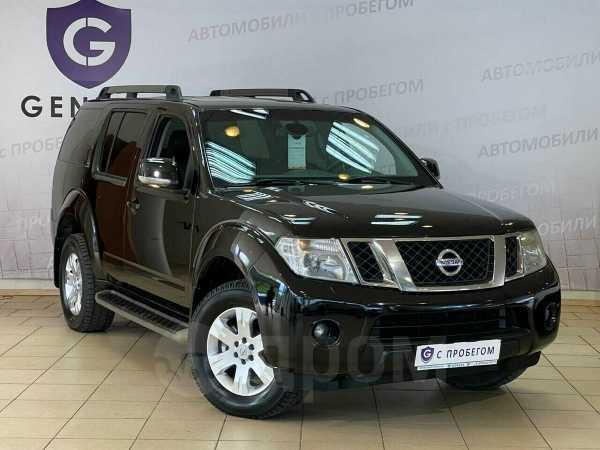 Nissan Pathfinder, 2011 год, 929 000 руб.