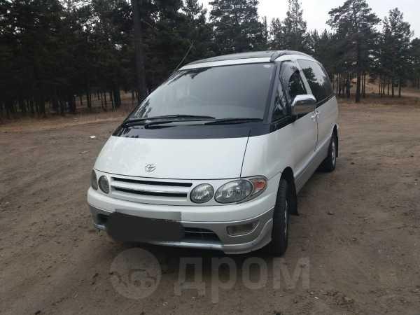 Toyota Estima Lucida, 1998 год, 315 000 руб.