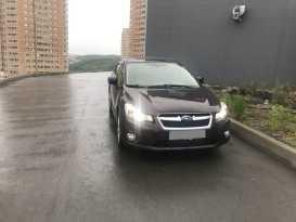 Владивосток Impreza 2012