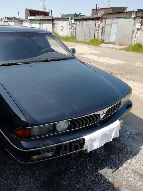 Mitsubishi Sigma, 1991 год, 200 000 руб.