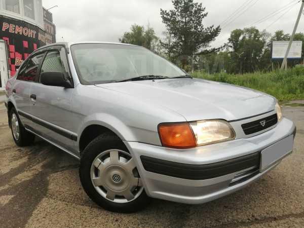 Toyota Tercel, 1998 год, 119 000 руб.