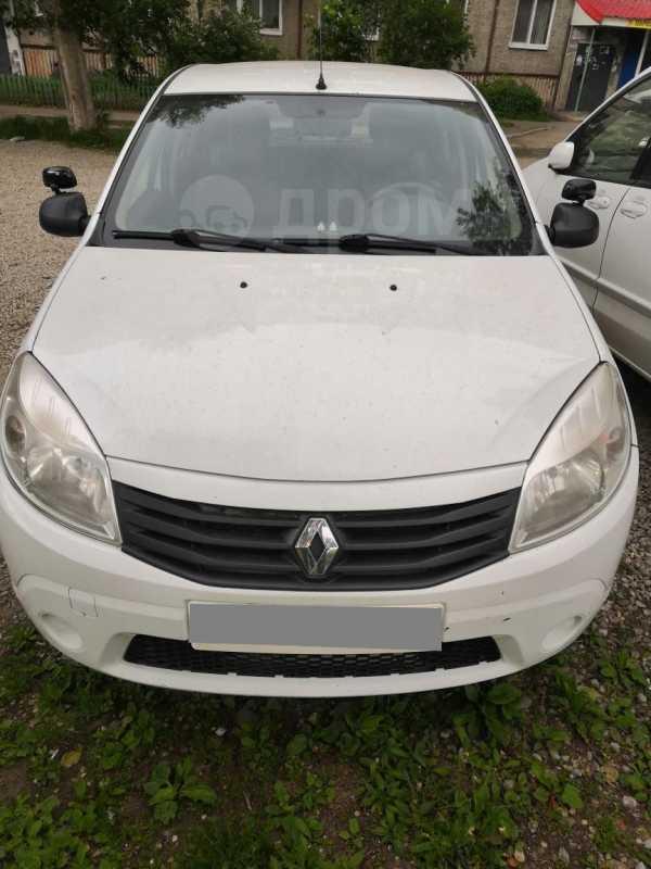 Renault Sandero, 2011 год, 430 000 руб.