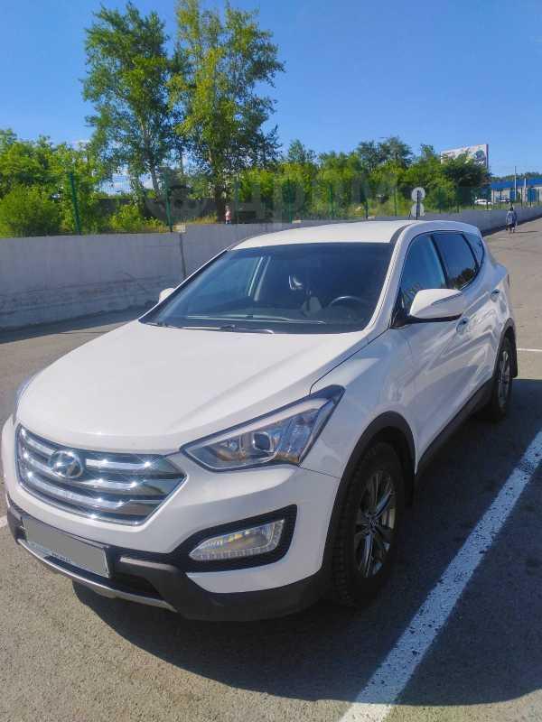 Hyundai Santa Fe, 2012 год, 1 105 000 руб.