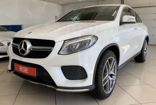 Mercedes-Benz GLE Coupe, 2015 год, 3 310 000 руб.