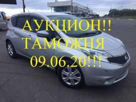Комсомольск-на-Амуре Nissan Note 2016