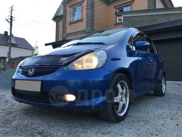 Honda Jazz, 2005 год, 345 000 руб.
