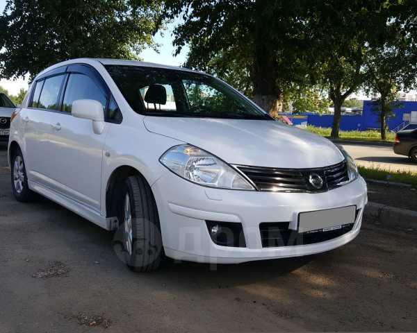 Nissan Tiida, 2012 год, 535 000 руб.