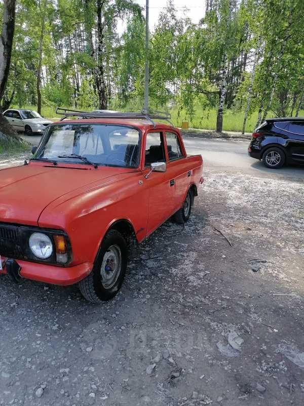 Москвич 412, 1994 год, 33 000 руб.
