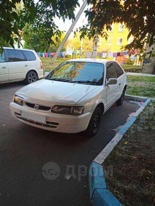 Toyota Corolla II, 1996 год, 95 000 руб.