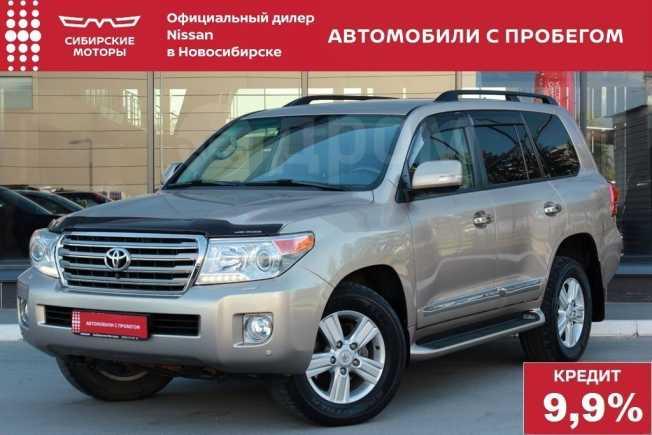 Toyota Land Cruiser, 2013 год, 2 640 000 руб.