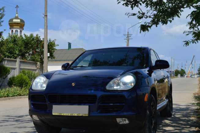 Porsche Cayenne, 2003 год, 480 000 руб.