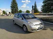 Челябинск Corolla Verso 2006