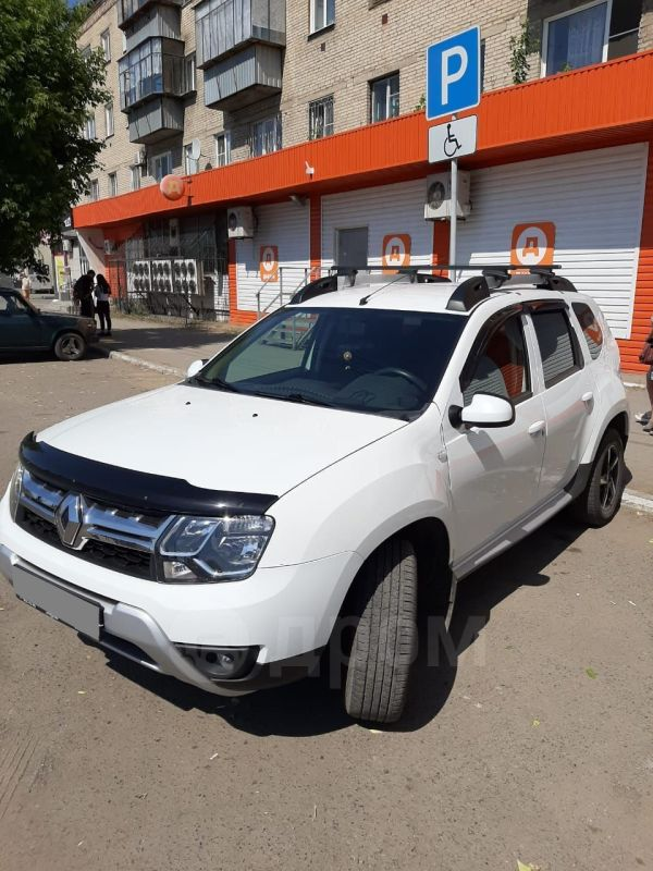 Renault Duster, 2016 год, 650 000 руб.
