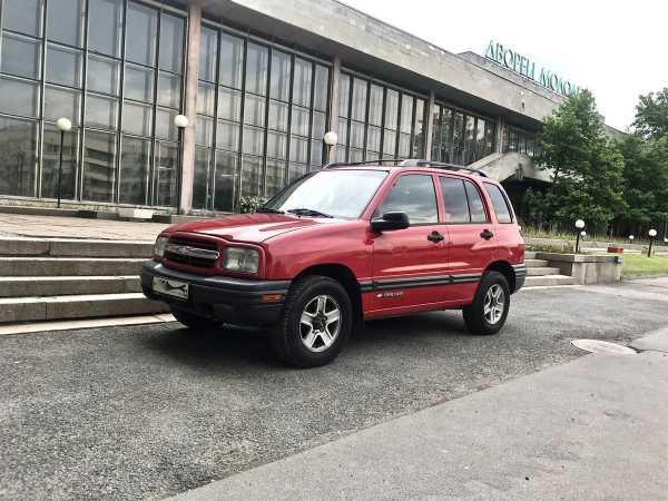 Chevrolet Tracker, 2003 год, 279 000 руб.