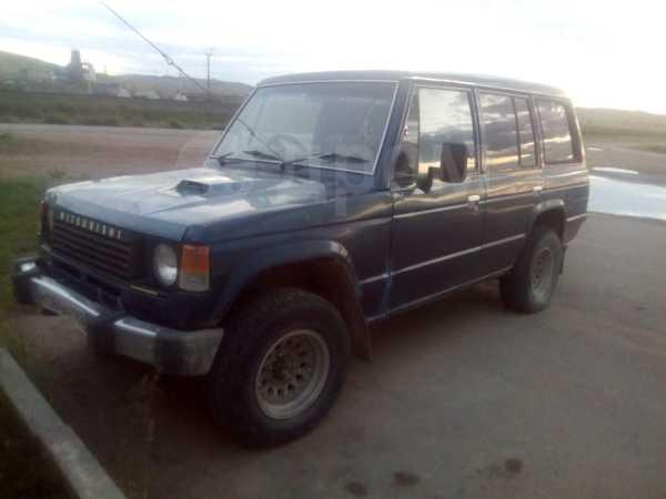 Mitsubishi Pajero, 1989 год, 120 000 руб.