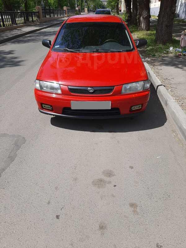 Mazda 323, 1997 год, 120 000 руб.