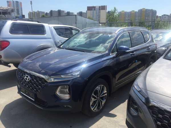 Hyundai Santa Fe, 2020 год, 2 954 000 руб.