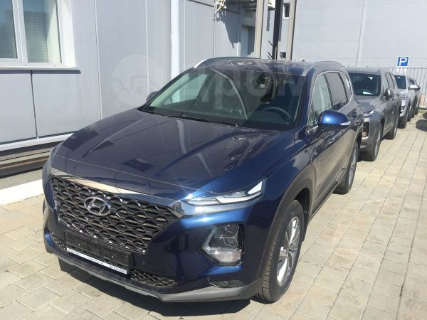 Hyundai Santa Fe, 2020 год, 2 554 000 руб.