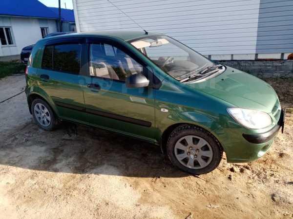 Hyundai Getz, 2006 год, 210 000 руб.