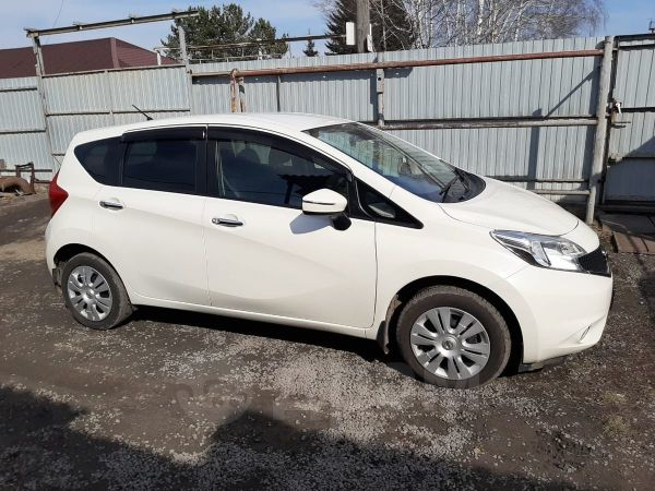 Nissan Note, 2016 год, 560 000 руб.