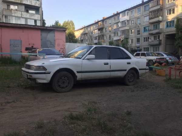 Toyota Corona, 1988 год, 24 000 руб.