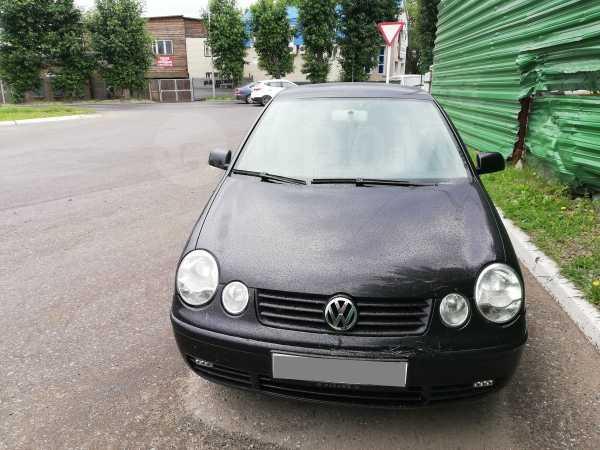 Volkswagen Polo, 2003 год, 199 000 руб.
