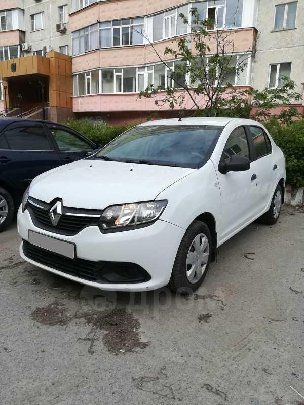 Renault Logan, 2017 год, 500 000 руб.