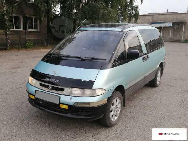 Toyota Estima Emina, 1993 год, 225 000 руб.
