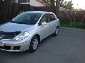 Ростов-на-Дону Nissan Tiida 2010