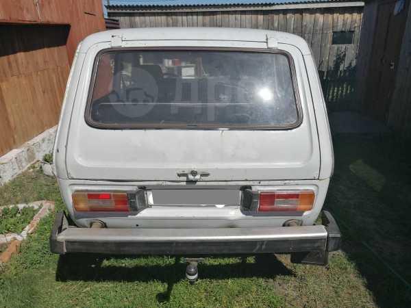 Лада 4x4 2121 Нива, 1983 год, 55 000 руб.