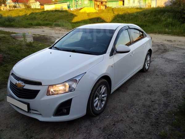 Chevrolet Cruze, 2013 год, 435 000 руб.