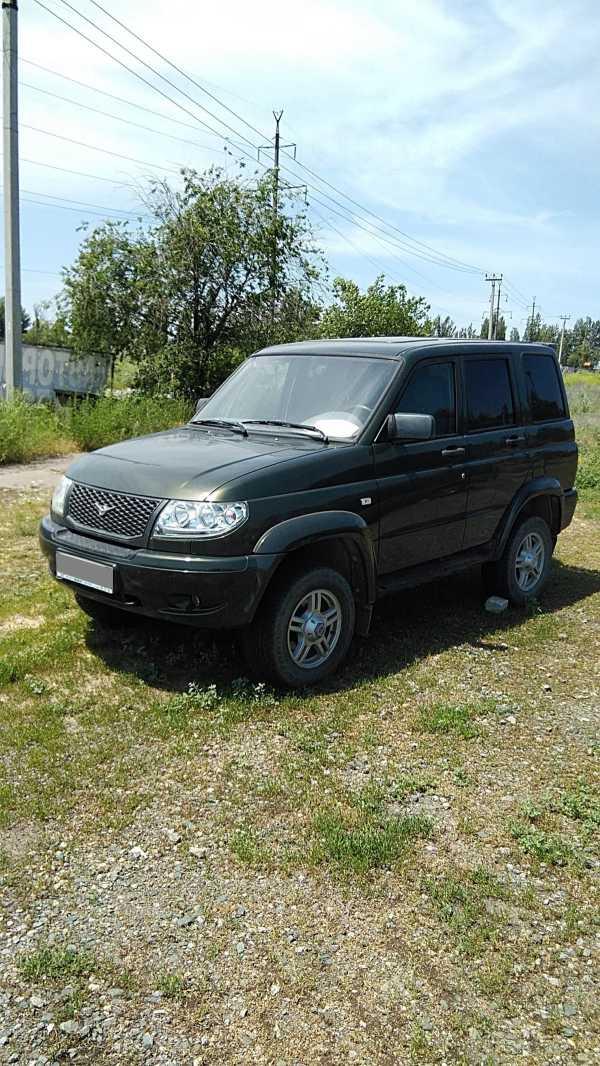 УАЗ Патриот, 2011 год, 345 000 руб.