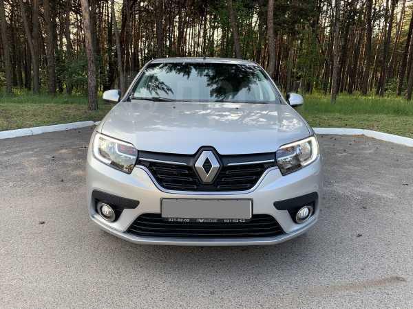 Renault Sandero, 2018 год, 590 000 руб.