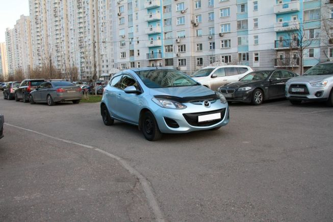 Mazda Demio, 2013 год, 379 000 руб.