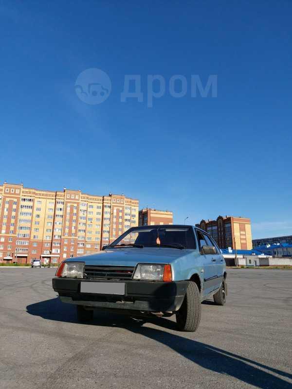 Лада 2109, 2002 год, 38 500 руб.