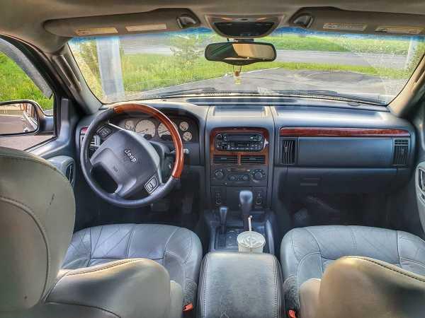 Jeep Grand Cherokee, 2003 год, 485 000 руб.