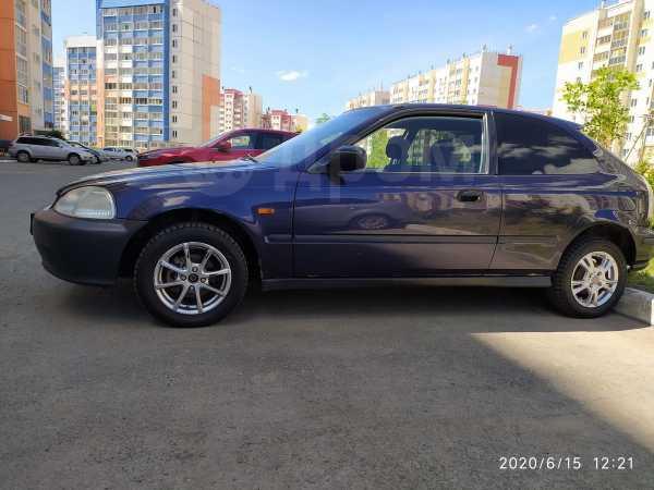 Honda Civic, 1996 год, 130 000 руб.