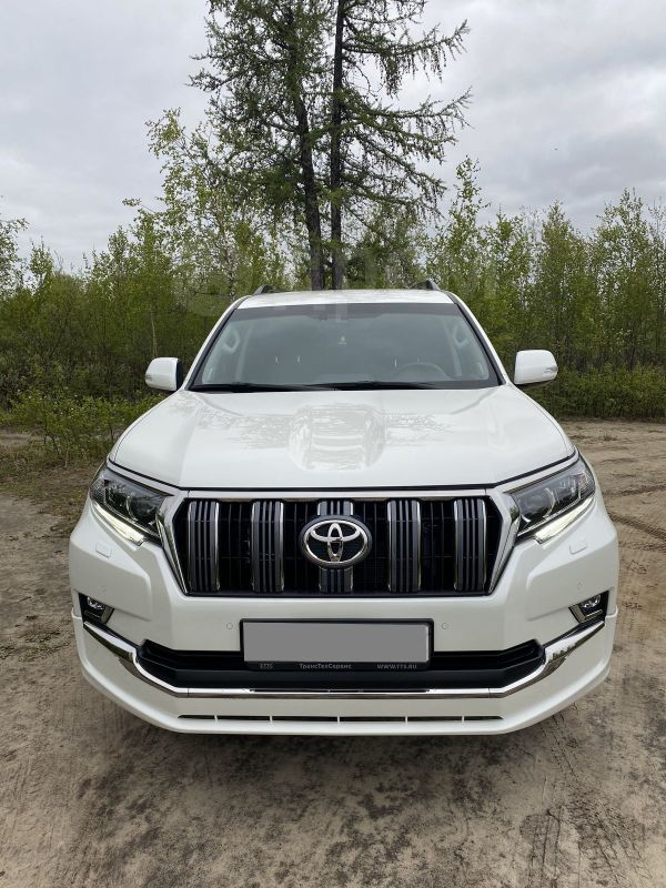 Toyota Land Cruiser Prado, 2018 год, 3 600 000 руб.