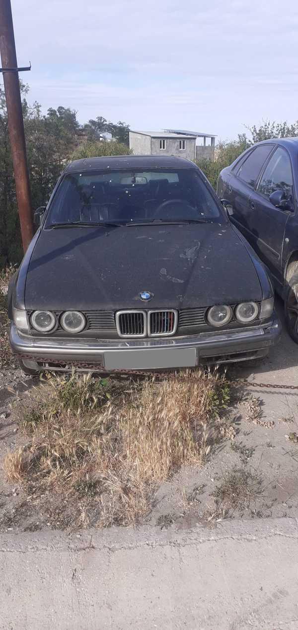 BMW 7-Series, 1988 год, 50 000 руб.