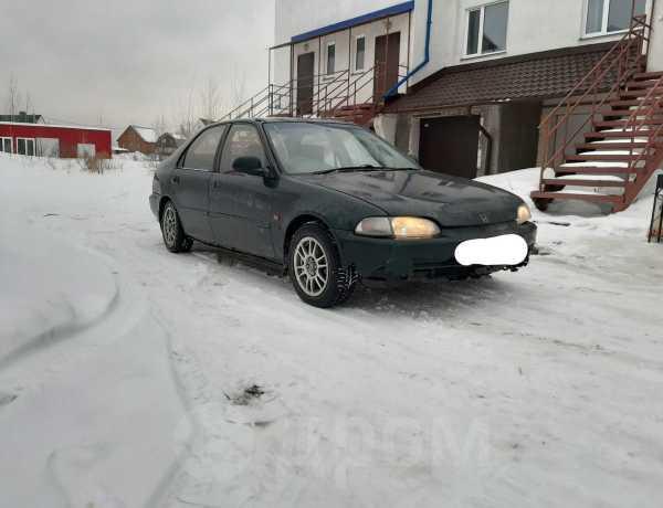 Honda Civic Ferio, 1991 год, 47 000 руб.