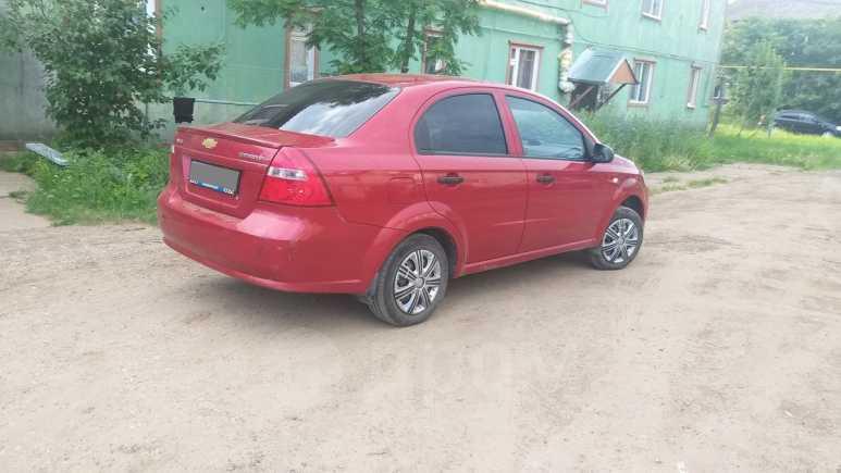 Chevrolet Aveo, 2008 год, 199 000 руб.
