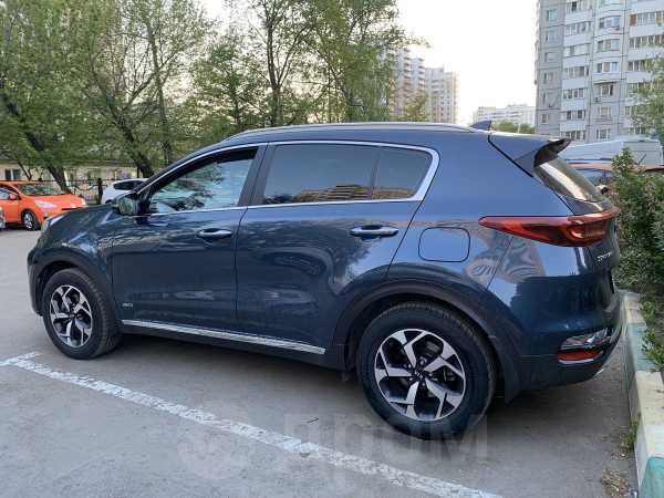 Kia Sportage, 2018 год, 1 600 000 руб.
