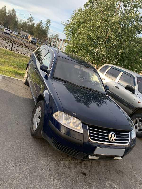 Volkswagen Passat, 2002 год, 180 000 руб.