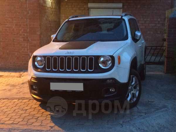 Jeep Renegade, 2015 год, 1 250 000 руб.
