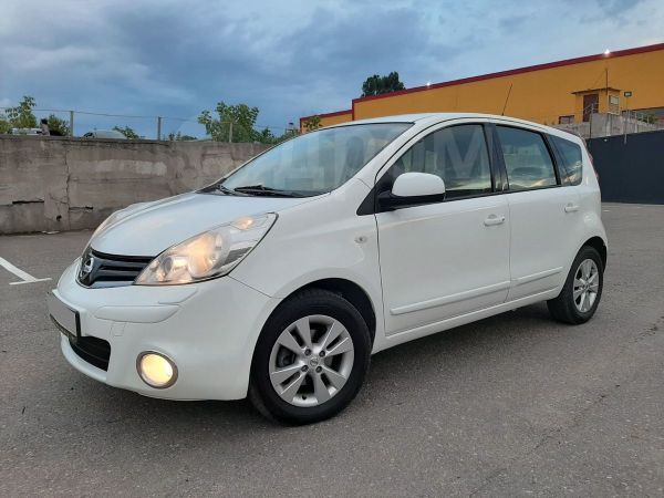 Nissan Note, 2013 год, 599 000 руб.
